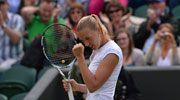 LONDON - The Championships Wimbledon 3rd Rd Results: Kaia Kanepi upset Angelique Kerber 3-6, 7-6(6), 6-3. Laura Robson beat Mariana Duque-Marino 6-4, 6-1. Marion Bartoli beat Camila Giorgi 6-4, 7-5. Carla Suarez Navarro defeated Eugenie Bouchard 7-5, 6-2. Alize Cornet lost to Flavia Pennetta 6-0, 7-6(2), 6-2. 6/28/13
