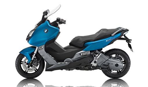 BMW Scooter - want one