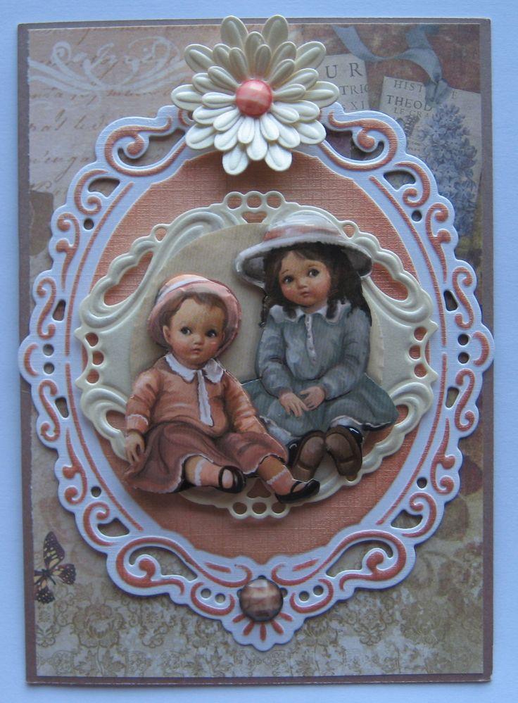 M.K - Kinderkaart
