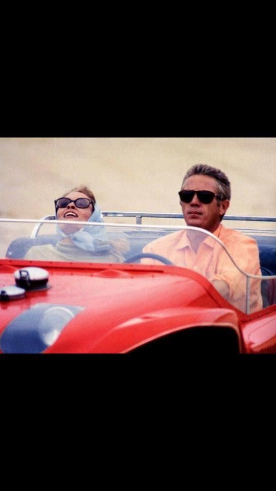 Steve McQueen, Faye Dunaway | The Thomas Crown Affair | 1968 | as Thomas Crown