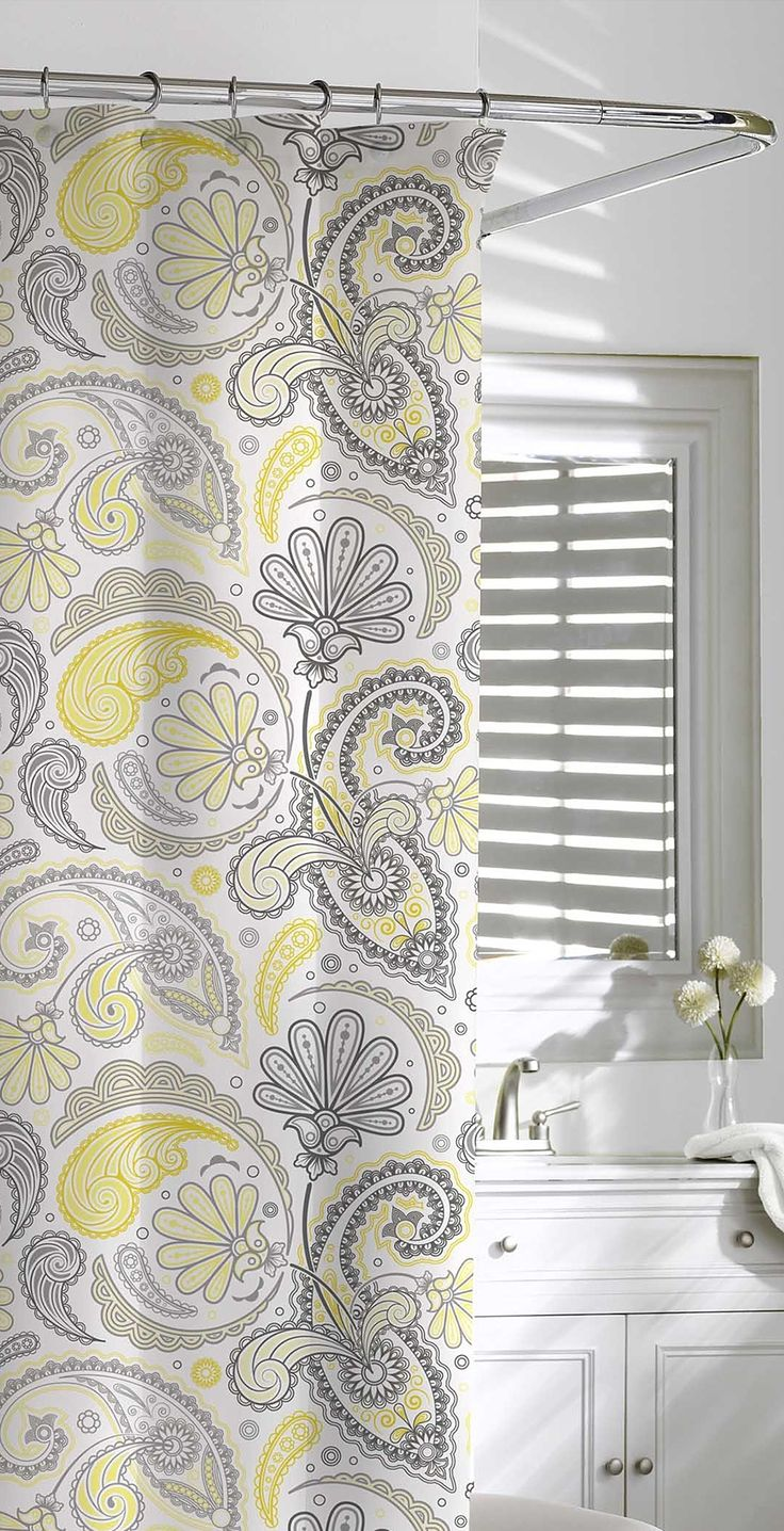 Paisley Shower Curtain Accessories Dresses And Showers