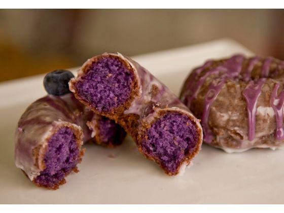 Ube: Exotic purple velvet doughnut lands in O.C. - The Orange County Register