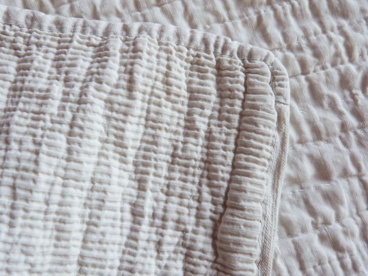 Antique French hand sewn quilt boutis bedspread comforter throw coverlet white bed spread Provence country cottage decor vintage bed linens by MyFrenchAntiqueShop on Etsy