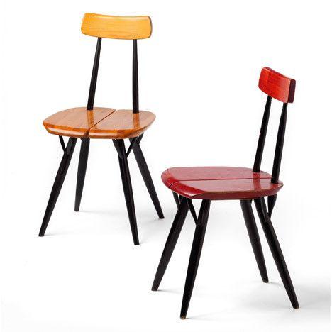 Pirkka Chairs | Ilmari Tapiovaara | 1956