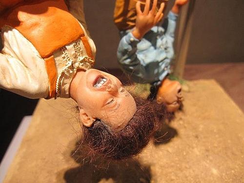 """「逆上がりの日」""""Day Saka-agari""""  From """"Hamamatsu Diorama Factory""""...Hamamatsu, JAPAN  www.hamamatsu-diorama.com"""