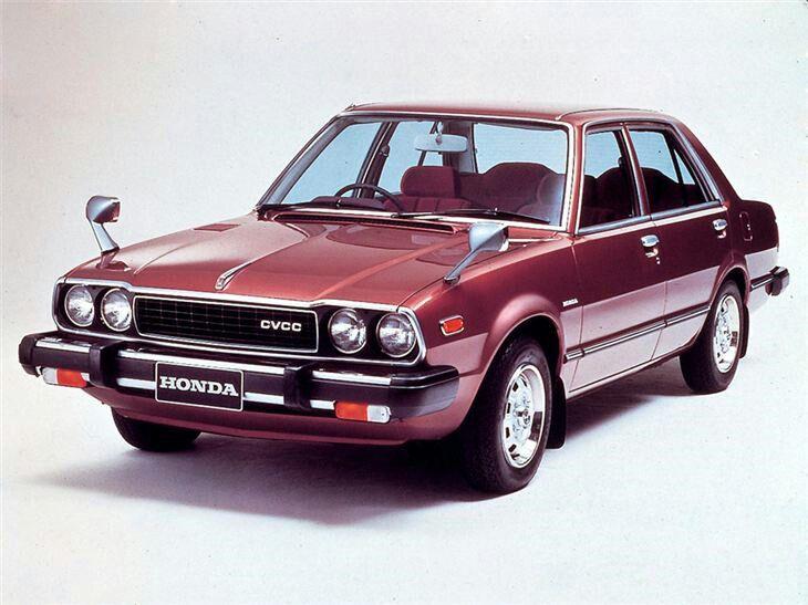 1978 - 1981 Honda Accord 1st generation (1600 cc)