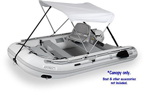 Sun and Rain Canopy for Inflatable Boats by Sea Eagle Boats by Sea Eagle. Sun and Rain Canopy for Inflatable Boats by Sea Eagle Boats.