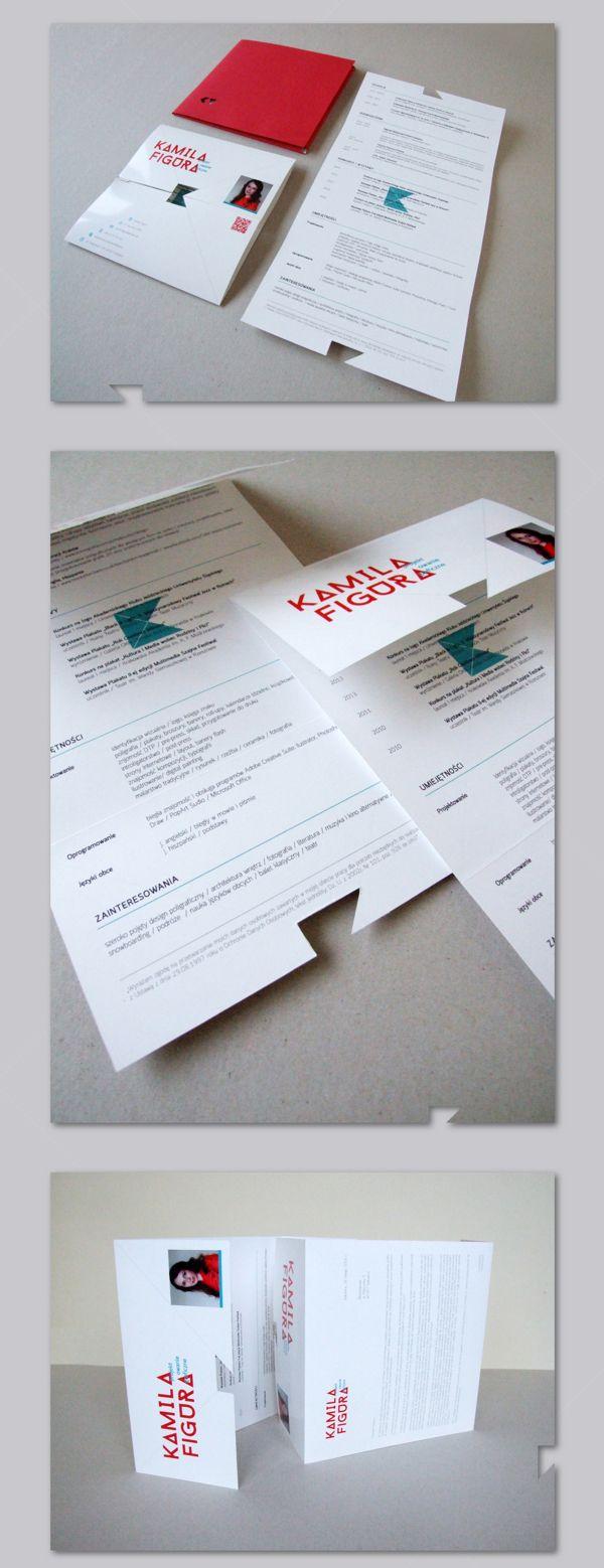 113 Best Resume Images On Pinterest Resume Ideas Cv Design And
