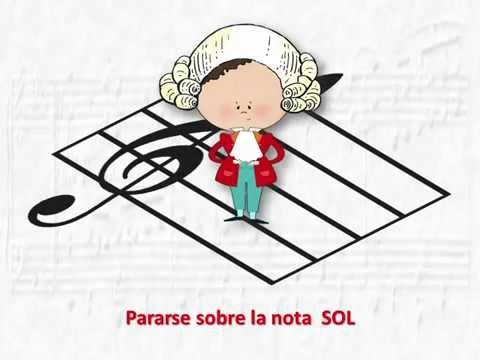 """CUENTOS MUSICALES: """"SUCEDIÓ EN EL PENTAGRAMA"""" - YouTube"""