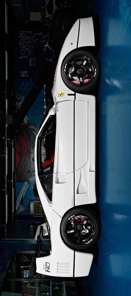 F40 #white