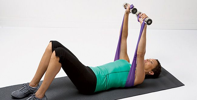 Triple Your Toning With These 3 Multitasking Arm Exercises