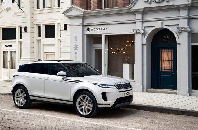 2021 Land Rover Range Rover Evoque U S News World Report New Range Rover Evoque Range Rover Evoque Luxury Cars Range Rover