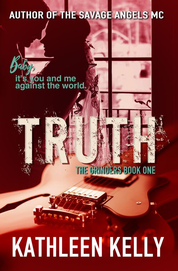 Re-Release - Truth by Kathleen Kelly @kkellyauthor http://amzn.to/2ASDkcG    Official Re-Release  New Title and New Cover  A contemporary Rockstar Romance with erotic elements  Truth (The Grinders #1)  by Kathleen Kelly   Blurb  Faithful Love is young naive and looking to get ahead no matter the cost.  Dexter Hunter is older intelligent and looking for love.When these two get together sparks will fly...but will it last?  Dex is desperate to fix Faith but how do you fill a hole in someone…