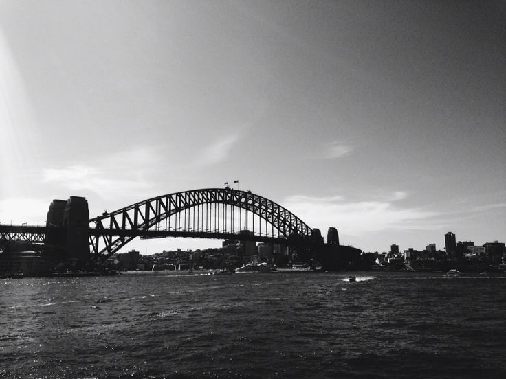 Sydney Harbour Bridge be-hidden beauty