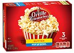 Homemade Popcorn & Buttered Popcorn: Your Family Favorites | Orville Redenbacher's