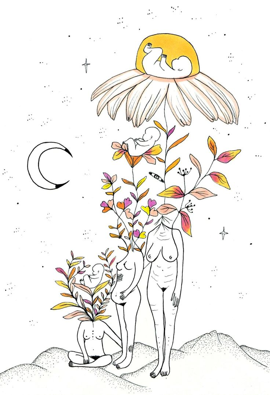Merakilabbe – honoring the feminine and mother earth