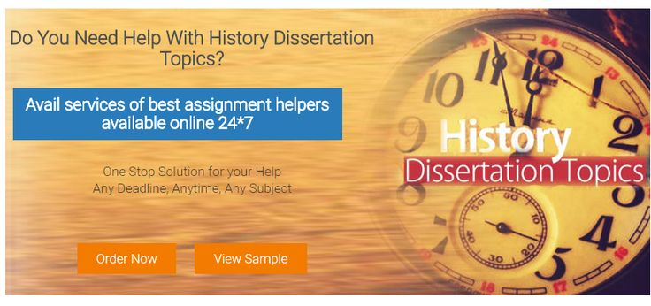 Undergraduate dissertation writing service
