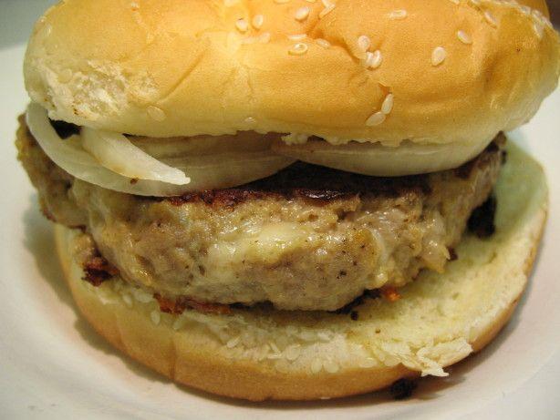 Worlds Best Turkey Burger Recipe - Food.com