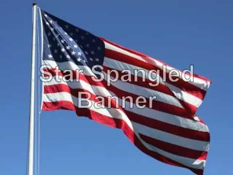 The Star Spangled Banner video from the MusicPlay curriculum.  Well done and much appreciated, Denise Gagne.