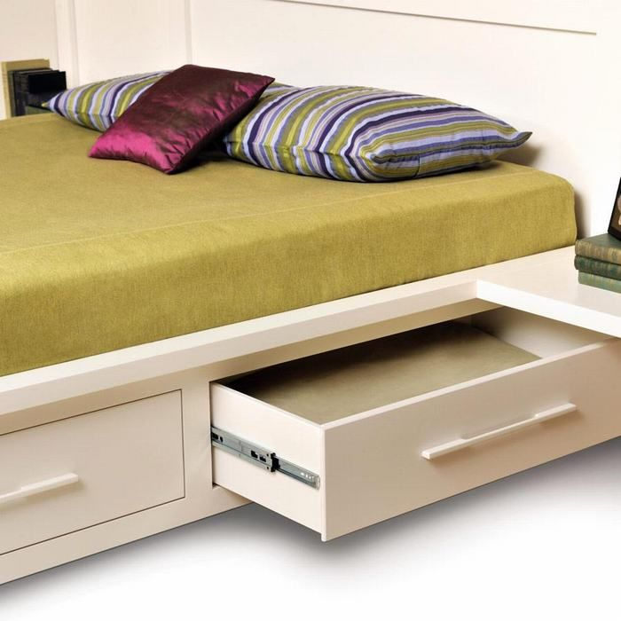 10 Best Rieles Para Camas Bed Drawer Slides Images On