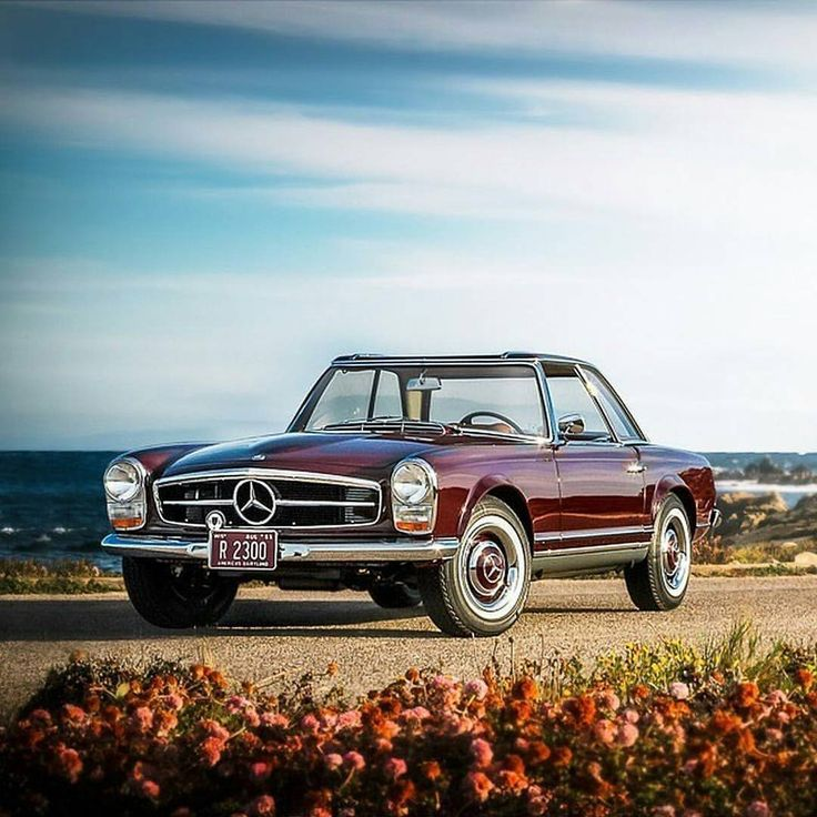22 best automobile magazine covers images on pinterest magazine the mercedes benz 230 sl pagoda debuted at the geneva motor show in to build a hard top as stable as possible the engineers decided to give the roof a fandeluxe Image collections