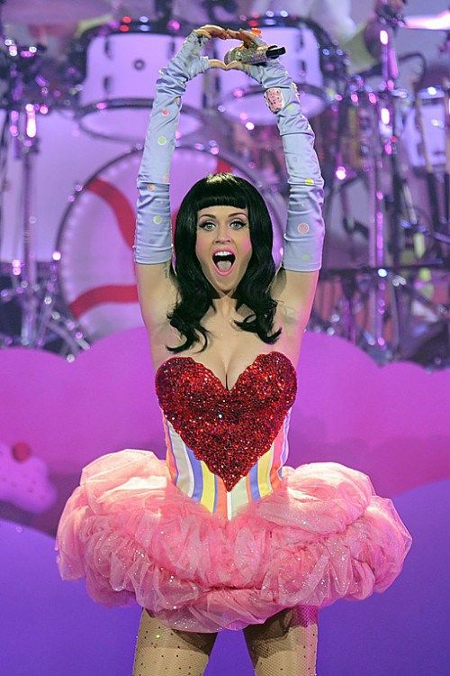 how to make katy perry et costume