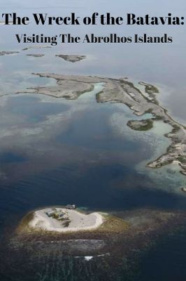 The Abrolhos Islands: stunning sorkelling on Australia's coral coast and visiting the site of the Batavia mutiny.