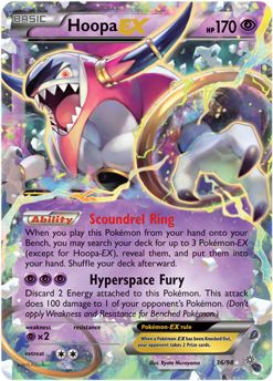 Hoopa-EX »»»» Or might I say Unbound Hoopa...