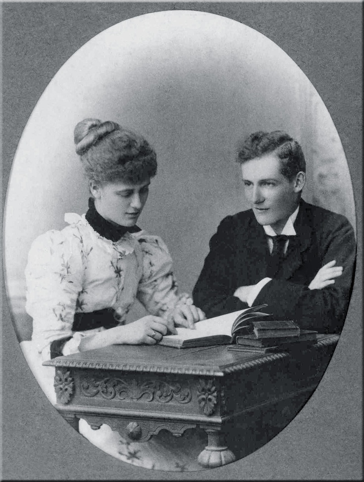 Constance and Josslyn
