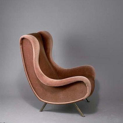 'Senior' Armchair, Marco Zanuso, 1950's