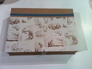 Conjunto para Bautizo - Album de fotos y caja
