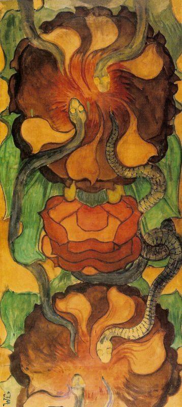 Art Nouveau, Józef Mehoffer: