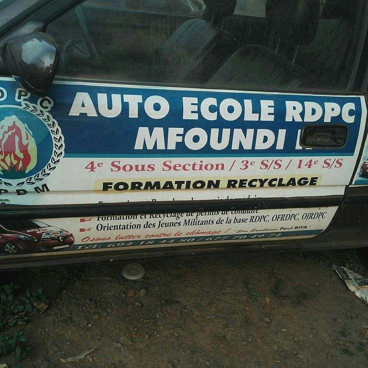 #PostPic - Une image vaut mille mots #Cameroun #RDPC