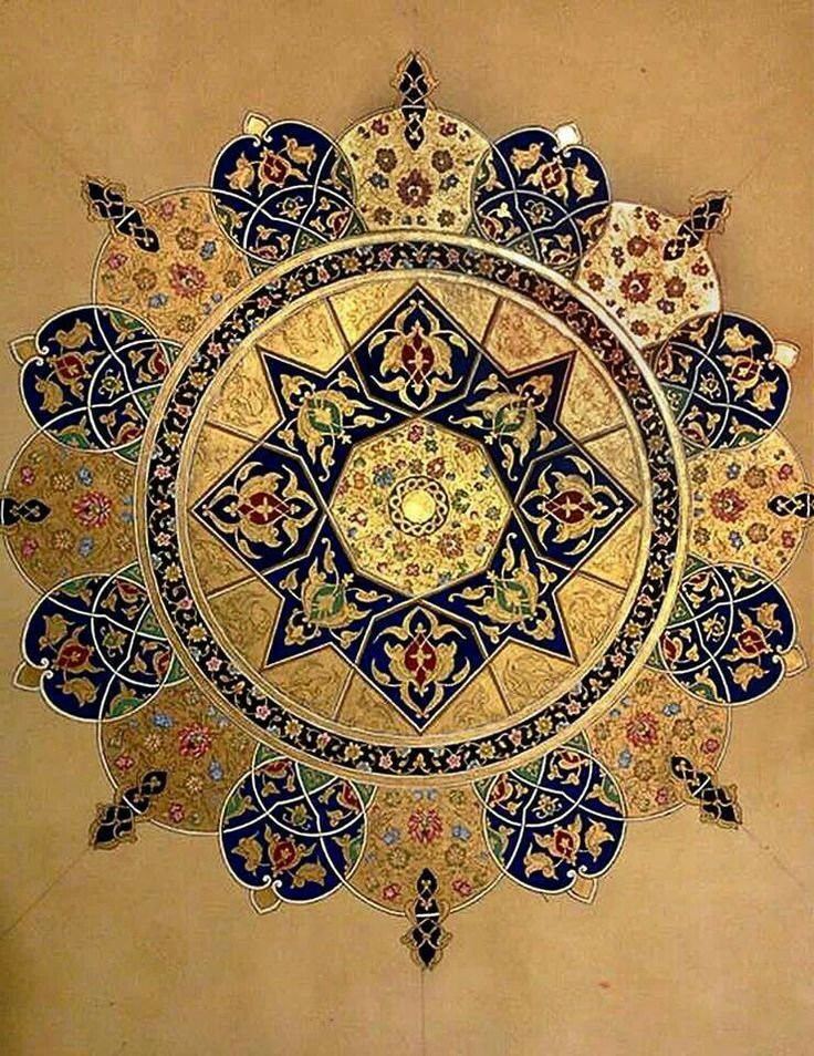 Tezhib, Islamic art