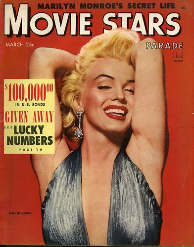 262 Best Images About Marilyn Magazine Covers On Pinterest