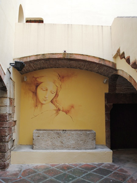 Sandro Bedini. MADONNA. Ayuntamiento de Sant Boi de Llobregat