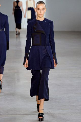The 10 best trends from the spring 2015 runways — Calvin Klein Collection