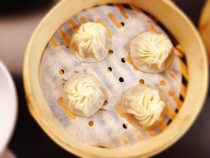 Steamed Pork Dumplings @ Din Tai Fung, The Star