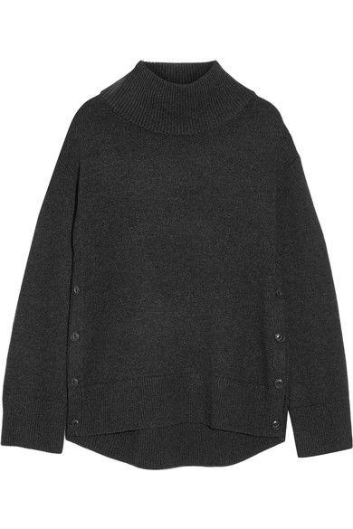 RAG & BONE Phyllis wool and cashmere-blend turtleneck sweater. #ragbone #cloth #knitwear