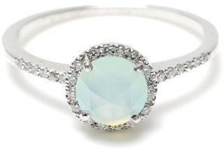 The Chalcedony ring.