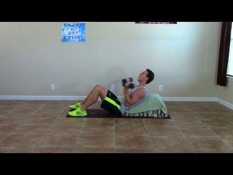 8 Minute Tabata Biceps Workout - HASfit Bicep Workouts - Biceps Training - Biceps Exercises