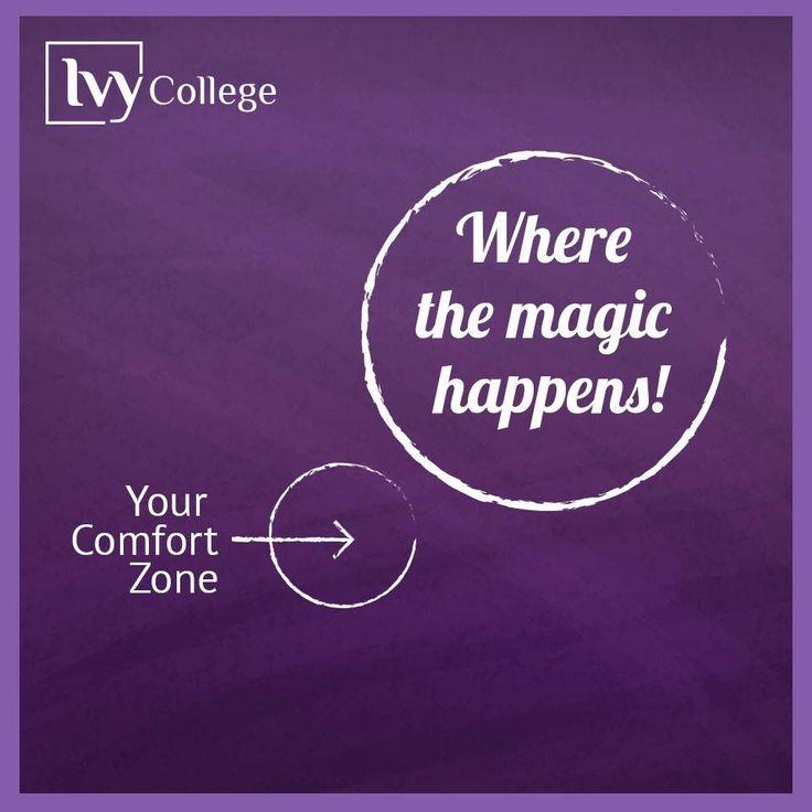 Comfort zone. Designed by Slidemaster.