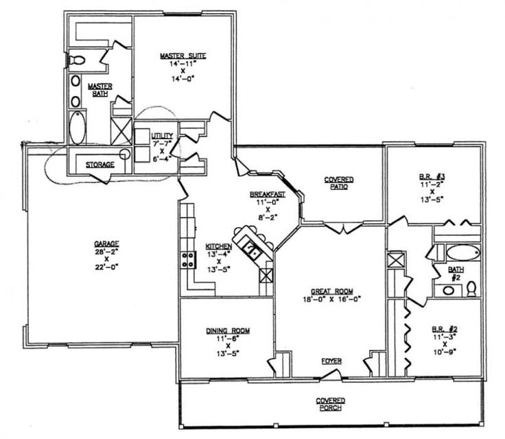 97 Best House Plans Images On Pinterest Pantries Barn