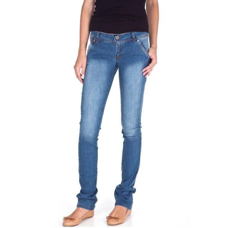 """Γυναικείο παντελόνι τζιν """"Erin με Swarovski"""" Seven L.A.  http://brands4all.com.gr/collections/smart-collection-11/products/seven-l-a-erin-swsbl"""