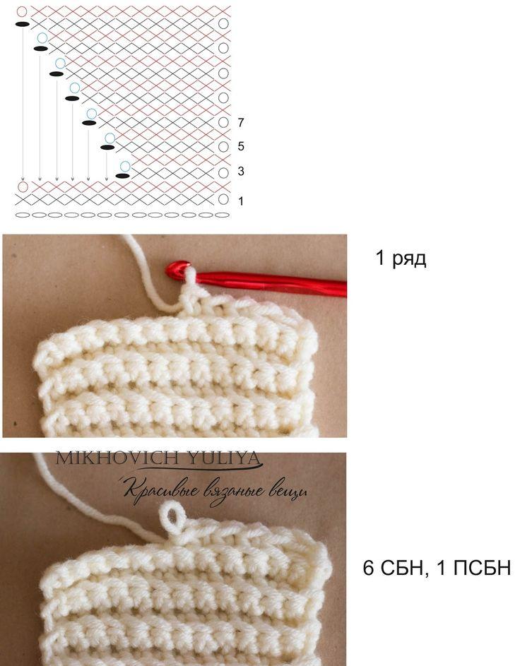 Блог о вязании спицами и крючком, мастер-классы,схемы и описания вязаных вещей.
