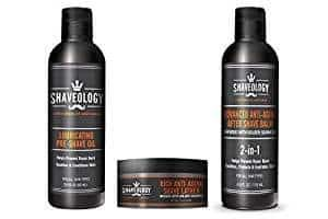 7. Shaveology Advanced 2-in-1 Anti-Aging After Shave Balm