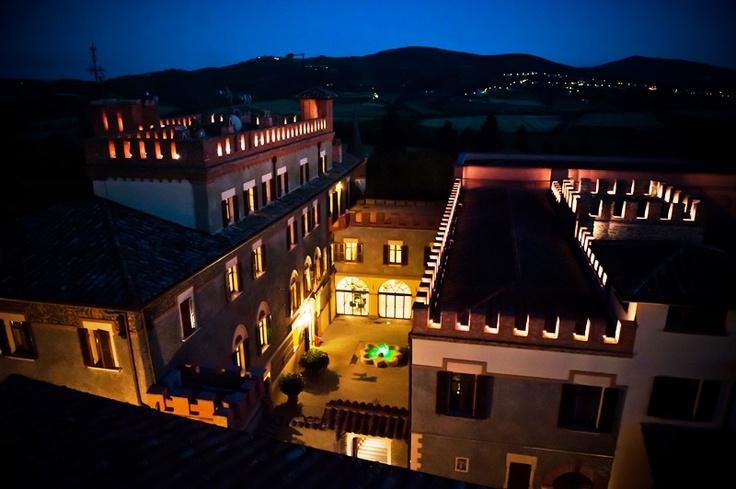 in the night... #borgodeicontiresort
