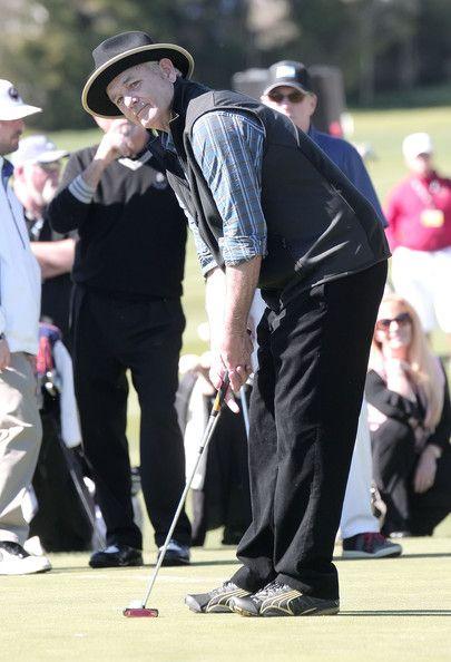 Bill Murray Photos - The AT&T Pebble Beach Pro-Am golf Tournament - Zimbio