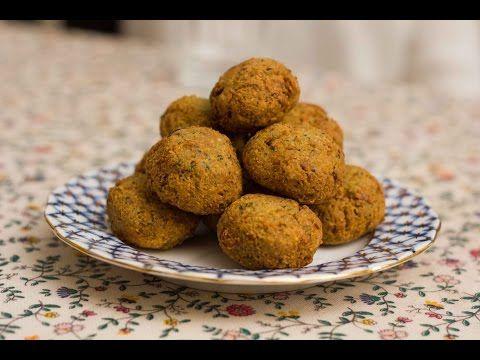 Falafel [Cucina tradizionale israeliana] - YouTube