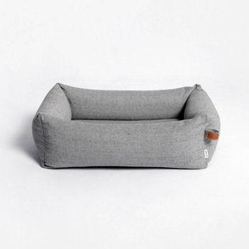 Sleepy - Small Tweed Grey Cloud 7, Matelas / Panier pour chien design